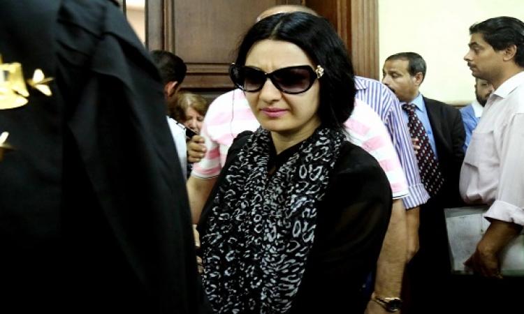 براءة صافيناز من تهمة إهانة علم مصر .. وإلغاء حكم حبسها 6 أشهر