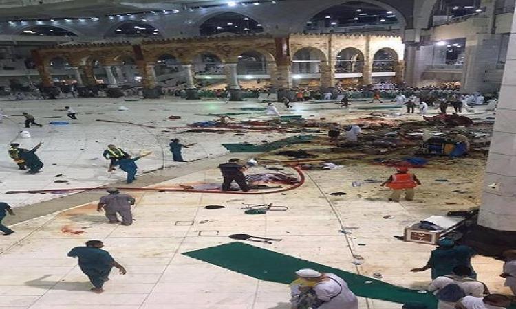 الصحة : 23 حاجاً مصرياً .. الحصيلة النهائية للمصابين المصريين فى حادث رافعة الحرم