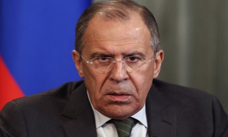 سيرجى لافروف : لن اتحاشى لقاء وزير خارجية تركيا