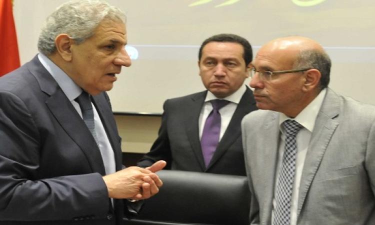 استقالة وزير الزراعة صلاح هلال من منصبه .. ومحلب يقبل الاستقالة