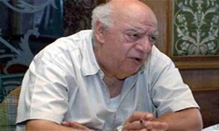 وفاة الكاتب والمسرحى الكبير على سالم عن عمر يناهز 79