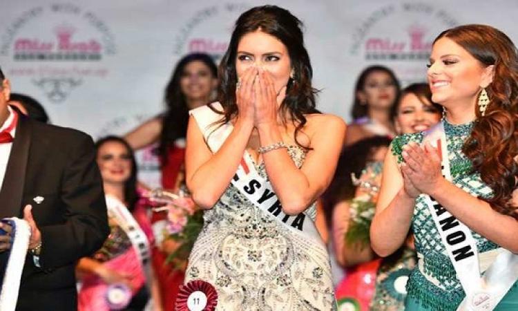 بالصور .. ملكة جمال العرب بأمريكا تكشف حقيقة اختطافها على يد داعش