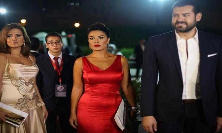 بالصور .. النجمات تتألقن فى ختام مهرجان الأسكندرية السينمائى