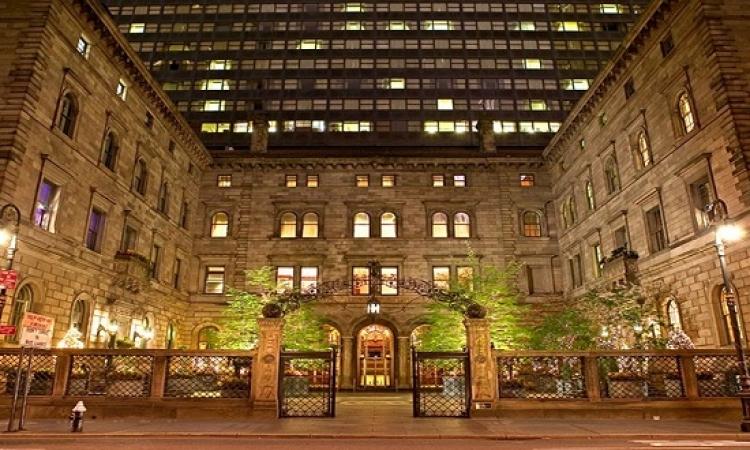 إغلاق جميع الشوارع المحيطة بفندق استضافة السيسى وأوباما وبابا الفاتيكان بنيويورك