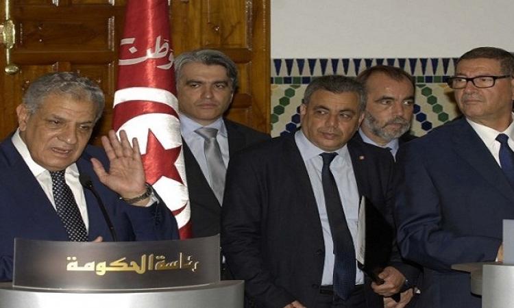 """القصة الكاملة لانسحاب محلب من المؤتمر الصحفى بتونس وعلاقته """"بأهل الشر"""" ؟!"""
