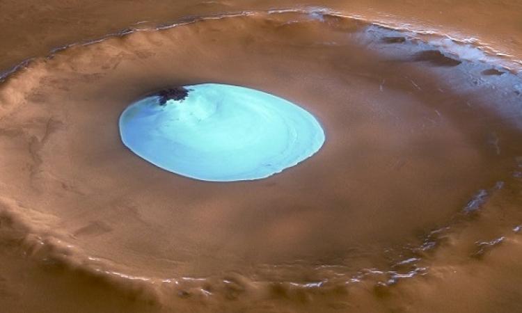 ناسا يؤكد وجود مياه سائلة على سطح المريخ