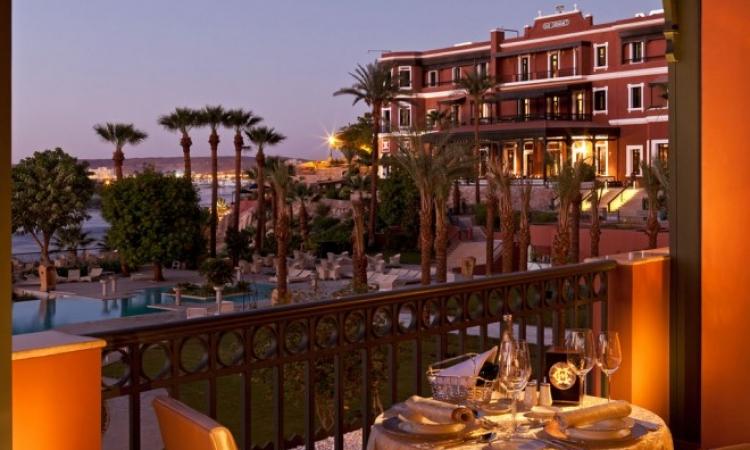 """بالصور.. """"كتراكت"""" أسوان ..  أحد أعرق 10 فنادق تاريخية حول العالم.. عشق الطبيعة مع سحر الفراعنة"""