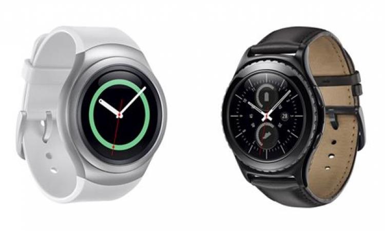 """سامسونج تكشف رسمياً عن ساعتها الذكية """"جير إس 2"""""""