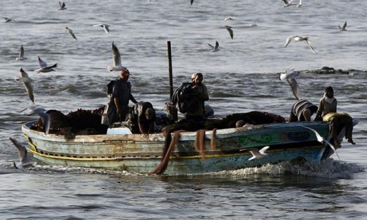 الخارجية تعلن غرق 3 صياديين فى المياه الليبية