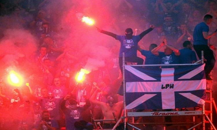 جماهير بولندية تقاطع مباراة فريقها رفضا لدعم اللاجئين