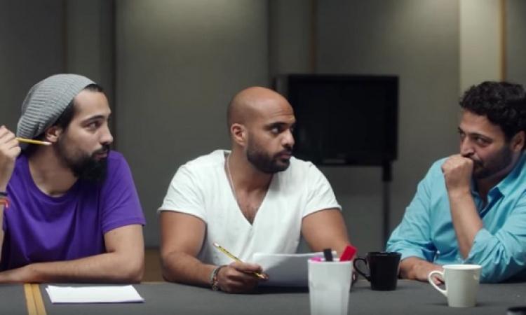 بالفيديو .. حميد الشاعرى لكايروكى وشارموفرز والمدفعجية : ده انتوا عيال فصيلة !!