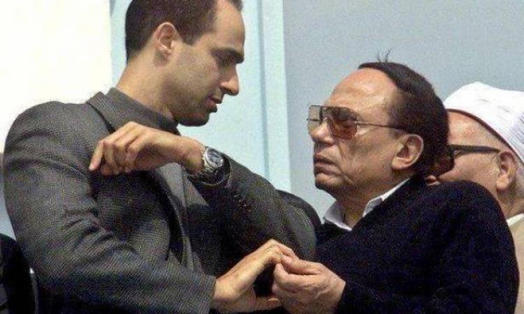حقيقة علاقة عادل إمام وجمال مبارك.. وما الذى يجمعهما حاليا؟