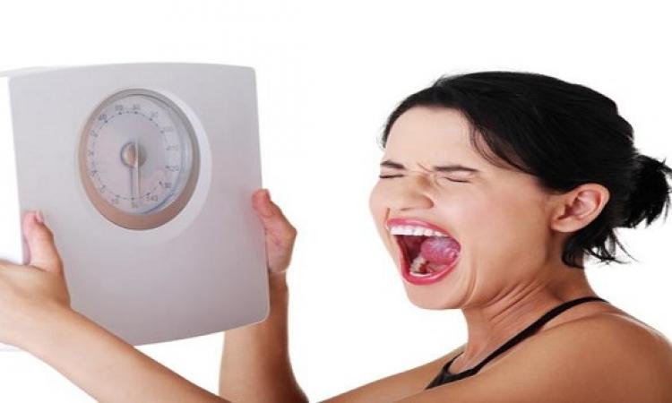 إليك تلك الأسباب لو كنت لا تفقدين وزنك مع الحمية الغذائية