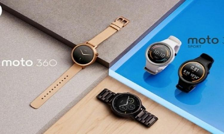 موتورولا تكشف عن الجيل الجديد من  ساعة Moto 360