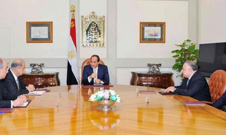 السيسى يعين طارق عامر محافظًا جديدًا للبنك المركزى بعد استقالة هشام رامز