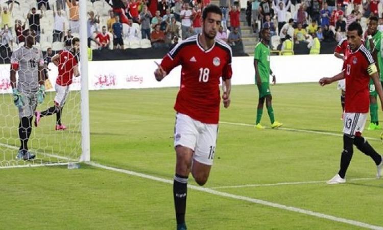 كوبر يستدعى كوكا لمواجهتى مصر أمام تشاد بتصفيات كأس العالم