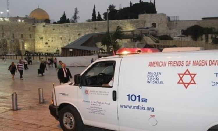 لليوم الثالث على التوالى .. إصابة إسرائيليين فى عملية طعن جديدة بالقدس