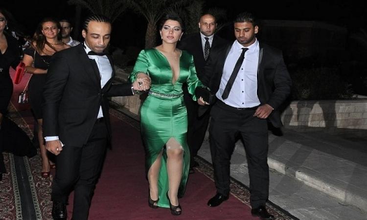 بالصور .. شمس الكويتية تسطع فى مونديال الإذاعة والتليفزيون وتخطف الاضواء من الجميع
