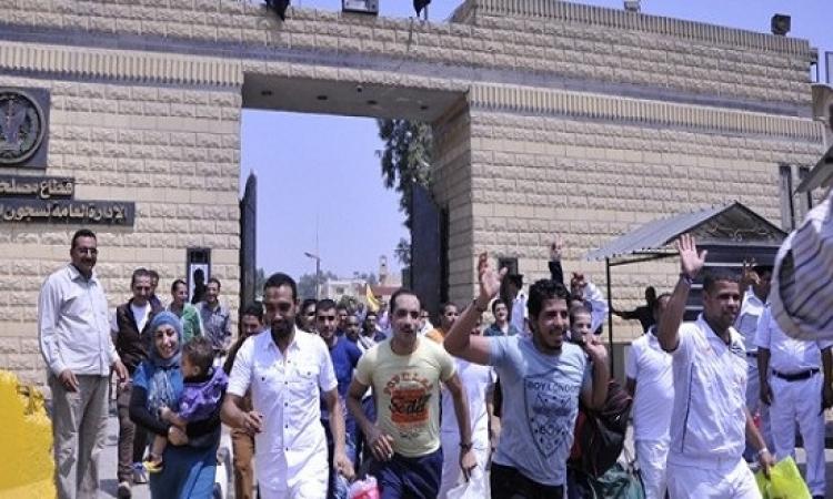 الإفراج عن غارمات وسجناء بمناسبة انتصار أكتوبر