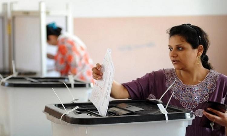انطلاق المرحلة الثانية من الانتخابات البرلمانية فى 13 محافظة
