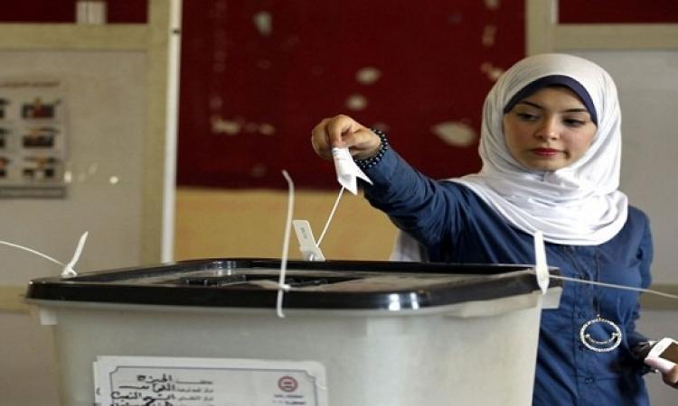 المصريون يستكملون التصويت فى المرحلة الثانية للانتخابات البرلمانية