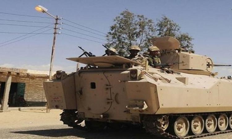 تمديد حالة الطوارئ وحظر التجوال بشمال سيناء لمدة 3 أشهر