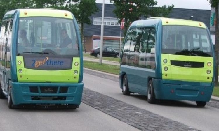 بالفيديو.. لأول مرة بالعالم حافلة بدون سائق !!