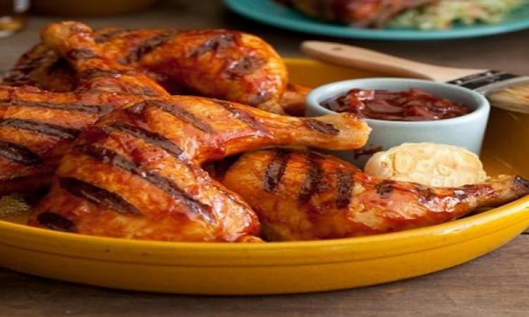 جربى الدجاج المشوى بزبدة الفول السودنى ومش هتندمى