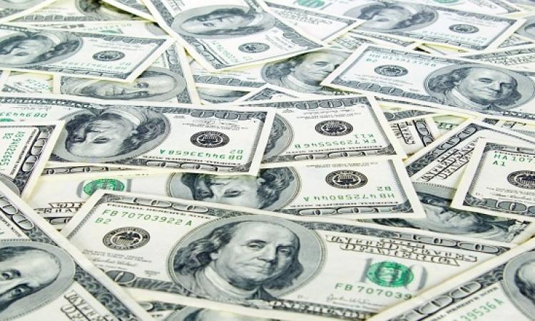 ارتفاع سعر الدولار لـ 18.17 مقابل الجنيه في تعاملات اليوم