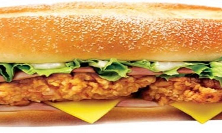 طريقة تحضير ساندويتش الزنجر
