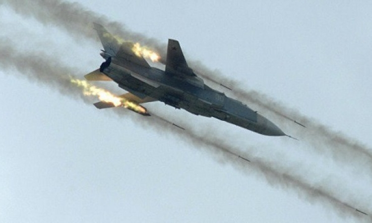 موسكو : نستخدم فى غاراتنا بسوريا صواريخ عالية الدقة