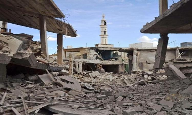 روسيا : الغارات الجوية بسوريا ستستمر ثلاثة إلى أربعة اشهر