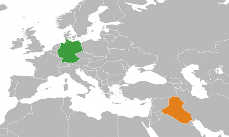 ألمانيا تجدد موقفها الداعم للعراق فى حربها ضد داعش