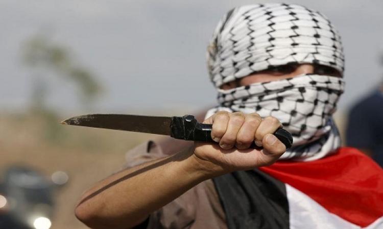 انتفاضة السكاكين .. ثورة الفلسطينيين الجديدة فى وجه الاحتلال