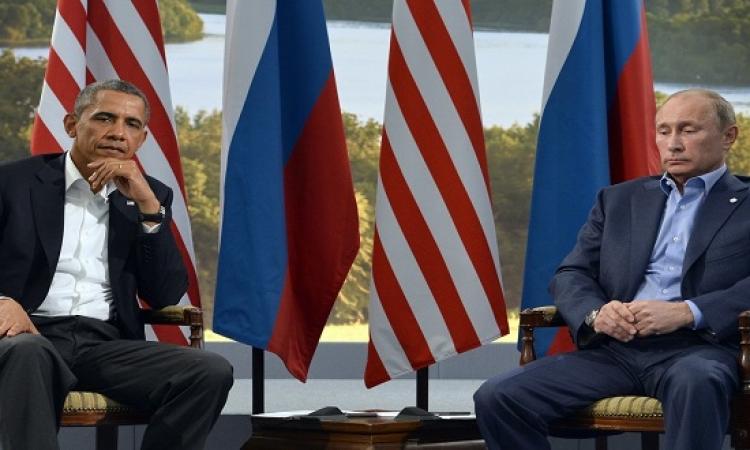 """أوباما : سوريا لن تصبح ساحة """"حرب بالوكالة """" بين أمريكا وروسيا"""