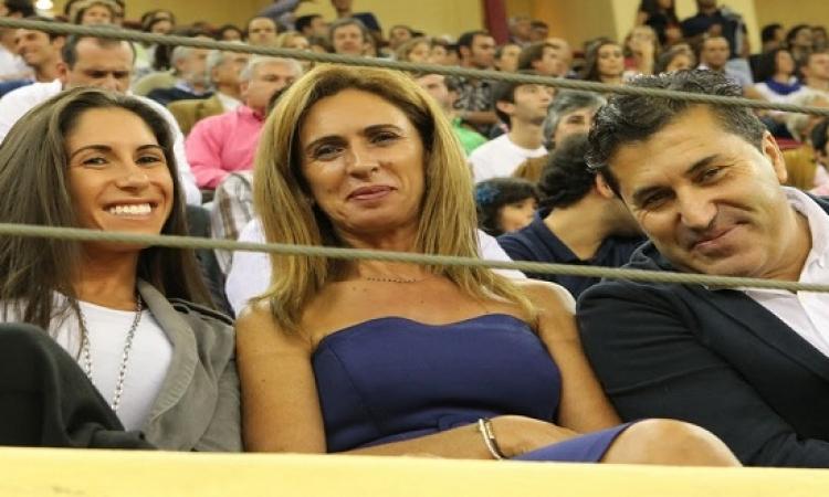 بالصور .. ابنة بيسيرو تغلق حسابها على الإنستجرام بعد هجوم جماهير الأهلى !!