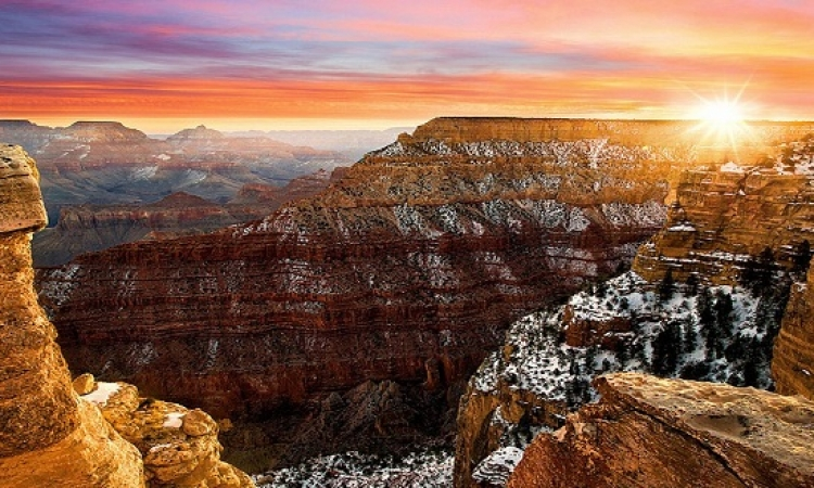 جبال سموكى الأمريكية .. عندما تتجمع كل مفردات الجمال فى مكان واحد