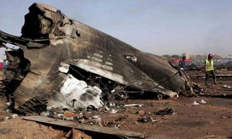 بالفيديو .. كل تفاصيل حادثة الطائرة الروسية المنكوبة