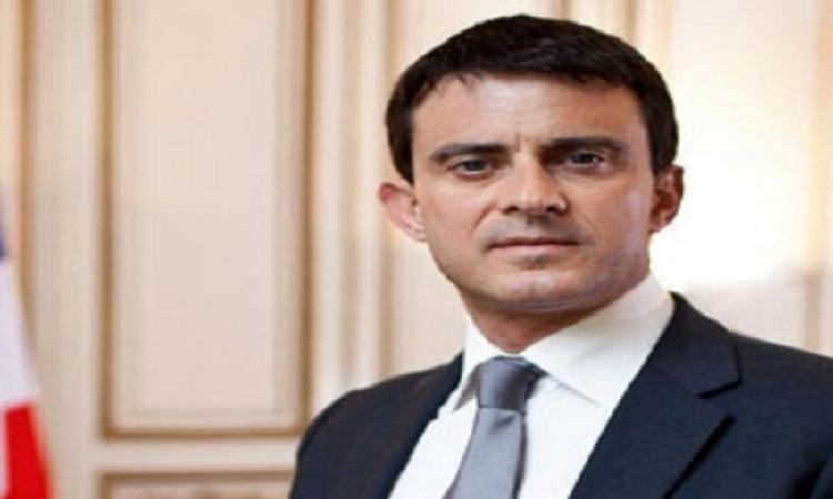 رئيس الوزراء الفرنسى يزور مصر  السبت والأحد المقبل