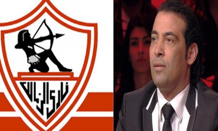 بالفيديو .. سعد الصغير : يا رب عربية تخبط كل الزملكاوية .. إيه الدعوة الغريبة دى !!