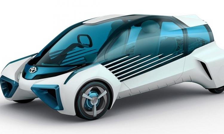 تويوتا تطور سيارة جديدة تعمل بالهيدروجين وتزود المنازل بالطاقة