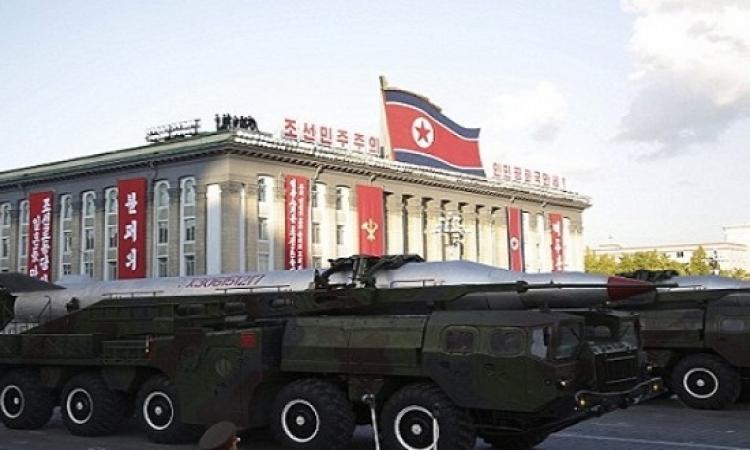 كوريا الشمالية تكشف عن الصواريخ المعدلة العابرة للقارات