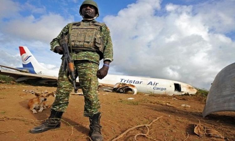 بالصور .. فريق مصرى يتوجه إلى الصومال للتحقيق فى حادث طائرة الشحن