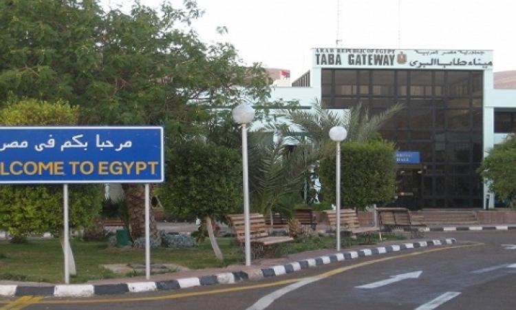 90 ألف سائح يزورون طابا  من إسرائيل فقط