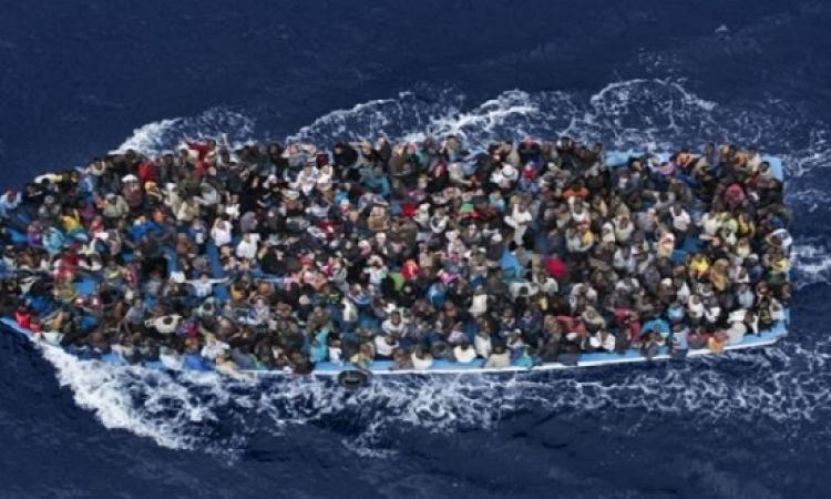 أكثر من مليون لاجئ سيعبرون البحر المتوسط فى 2015 و2016