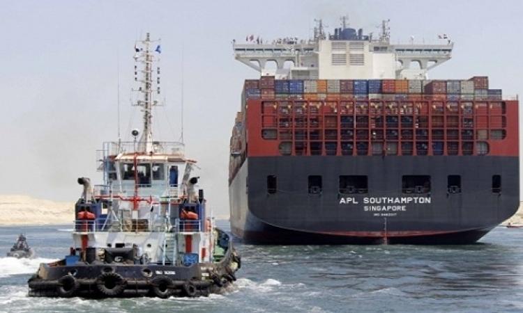 مهاب مميش : عبور 112 سفينة قناة السويس خلال يومين