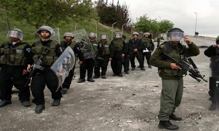 اصابات واعتقالات خلال عملية عسكرية لقوات الاحتلال الإسرائيلى فى نابلس