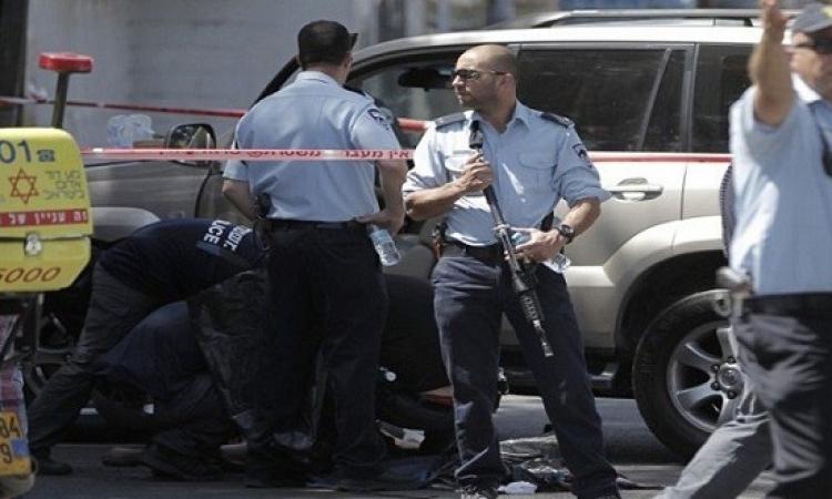 قوات الاحتلال تقتل فلسطينى فى تل أبيب بعد طعنه لمجندة إسرائيلية