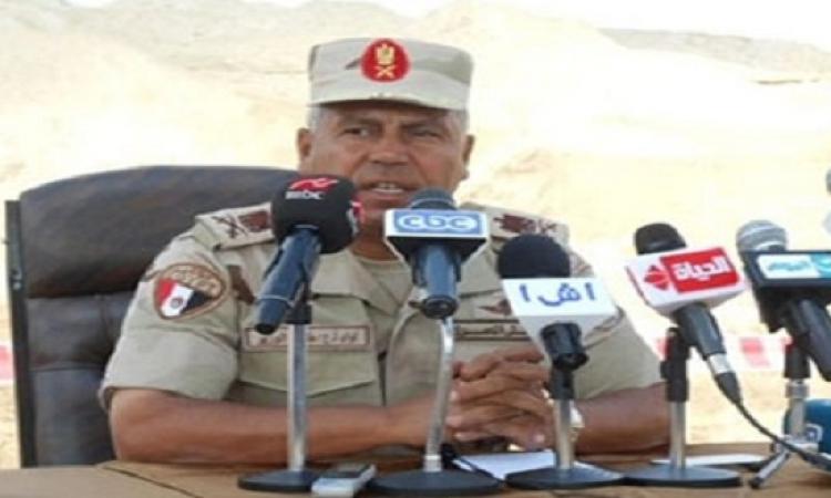 بالفيديو.. اللواء كامل الوزير يوضح خطة تنمية وتطوير سيناء