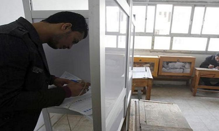 غرفة عمليات نادى القضاة: التصويت مستمر فى بعض لجان الصعيد لوجود ناخبين